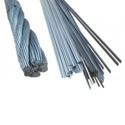Brosse MPAC (méplat d'acier avec câbles) DHTE