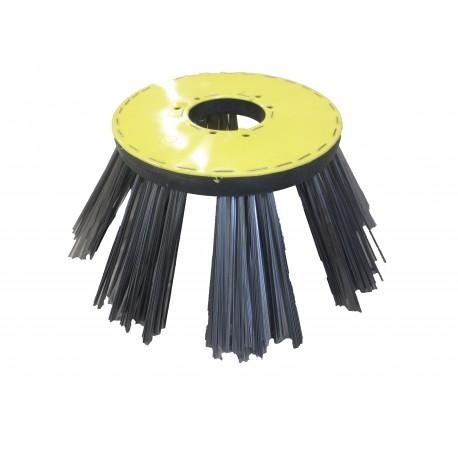 Brosse MPA (méplat d'acier) DHMT